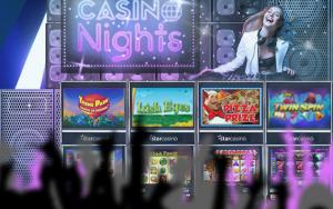 Star Casino nights bonus notte