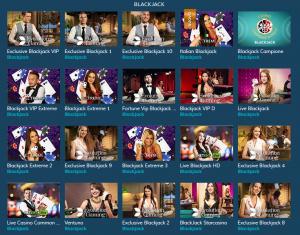 Star Casino live offerte roulette blackjack