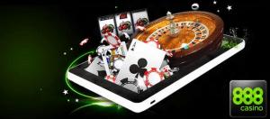 888casino mobile vincite bonus