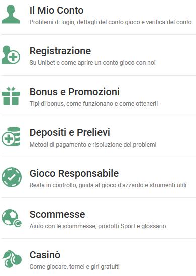 Unibet_assistenza_sicurezza_controllo_transazioni