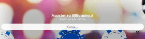 Assistenza clienti 888 casino
