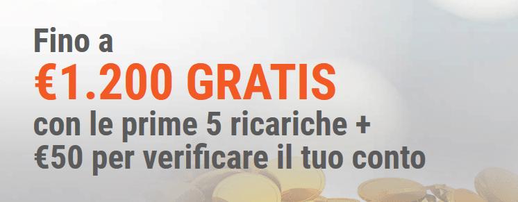 Voglia di Vincere casino-Bonus-Benvenuto-1200-gratis
