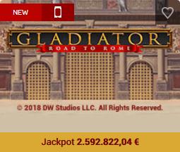 Sisal-Casino-Bonus-Giochi-Gladiator-Slot-jackpot