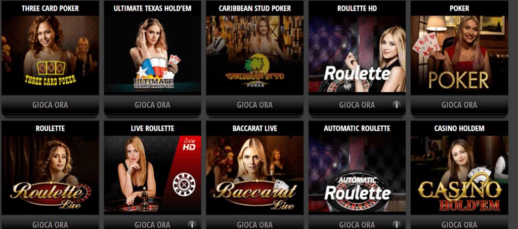 Fivebet casino- casino live-fivebet casino-3