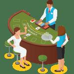 BLACKJACK casino strategia