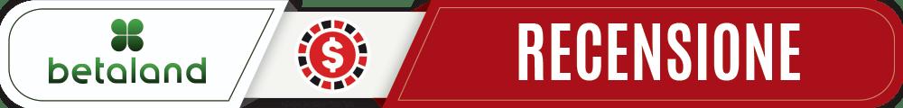 betaland banner Italia