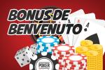 Bonus de Benvenuto (Welcome)