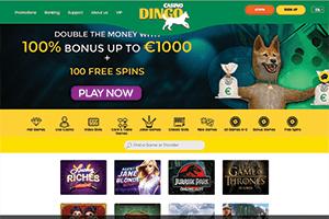 Dingo casino-screenshot01