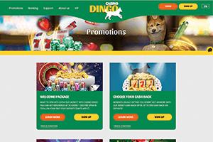 Dingo casino-screenshot02