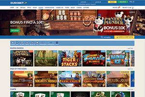 Eurobet casino-screenshot01