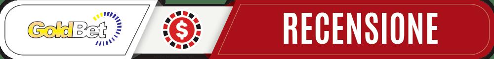 gold bet banner italia