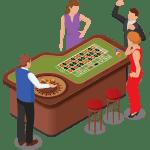 ROULETTE casino italiano