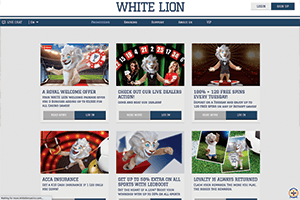 White Lion casino-screenshot02
