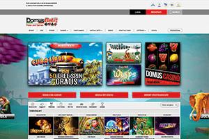domusbet casino-screenshot01