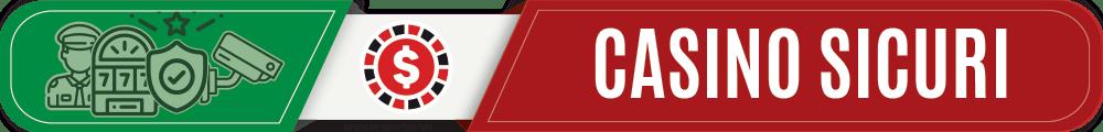 casino sicuri banner