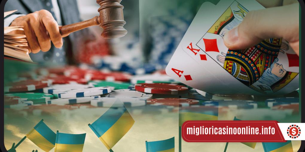 gioco d'azzardo in ucraina
