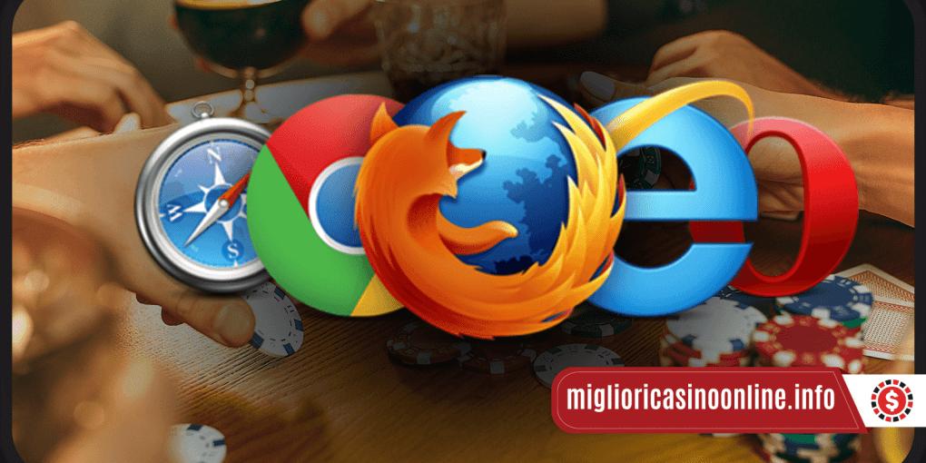 Gioco Digitale e Browser Web