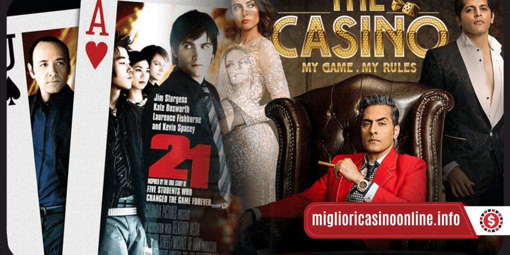 Casinò e Cinema: i film più importanti sul gioco d'azzardo
