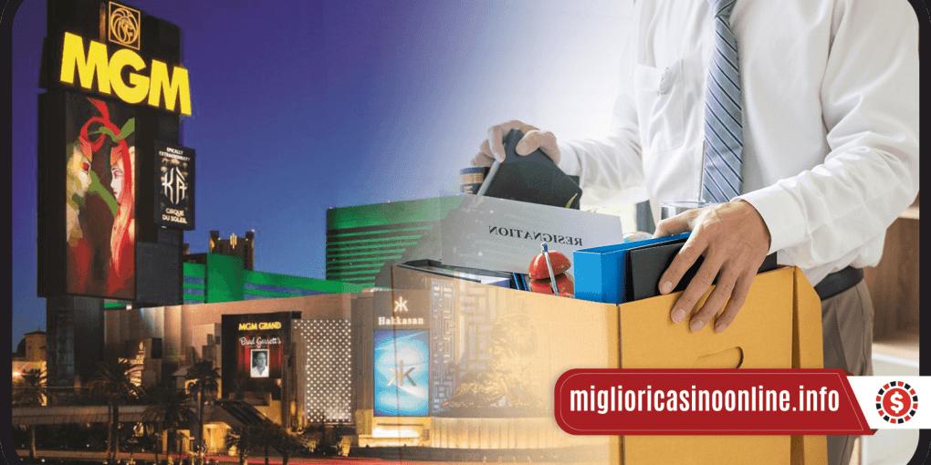 MGM Resort licenzia 18.000 dipendenti