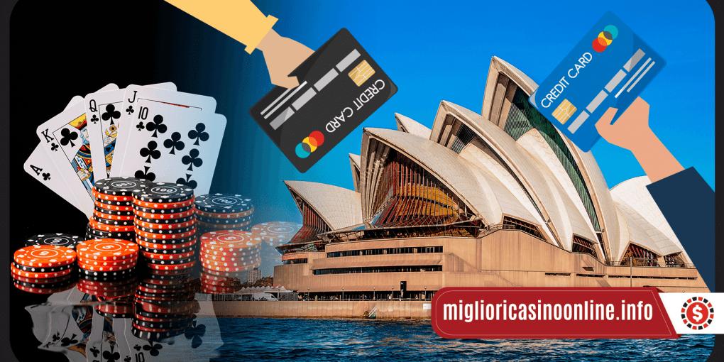 Australia: Il Gioco d'Azzardo cashless è l'ultima frontiera