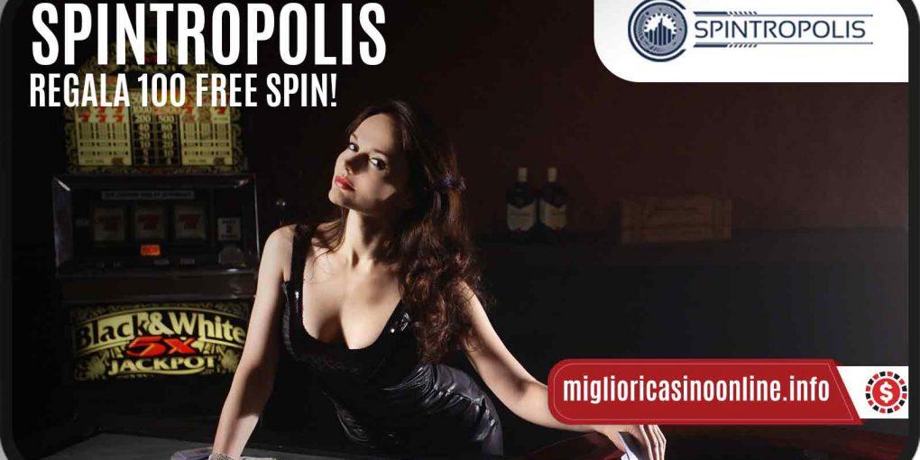 Spintropolis: Bonus di Benvenuto fatto di Spin e Convenienza