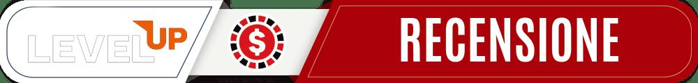 banner levelup casino logo