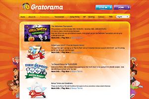 screenshot gratorama