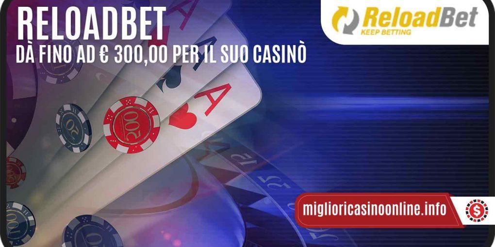 reloadbet-ed-un-bonus-di-benvenuto-speciale-solo-per-il-casino