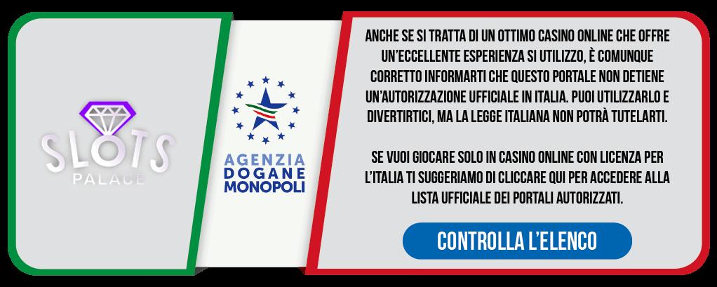 banner adm italia slotspalace