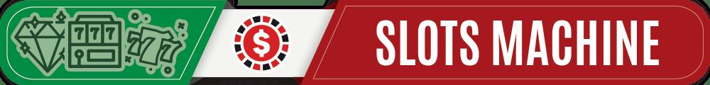 slot machine banner